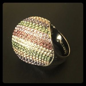 Gorgeous Pave Cocktail Ring